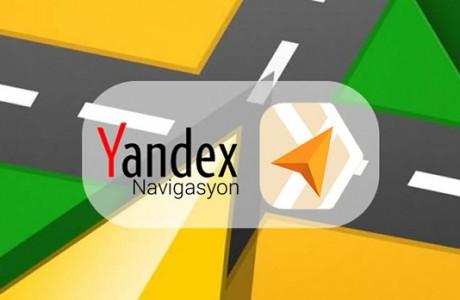 Yandex.Navigasyon'da Yeni Özellik!