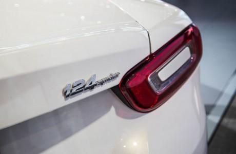 Efsane Yeniden Doğuyor! 2017 Fiat 124 Spider!