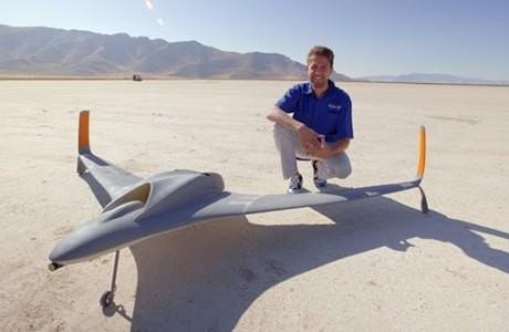 3D Baskı Teknolojisi İle Üretilen Drone, Hız Rekoru Kırdı!