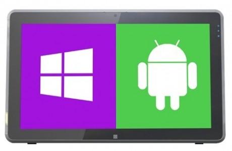 TechnoPC B200 Serisi : Hem Tablet Hem Bilgisayar Üstelik İster Android İster Windows!