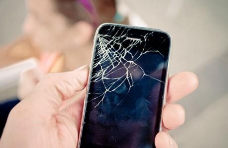 Telefon Ekranı Çatlaması Tarih Oluyor!