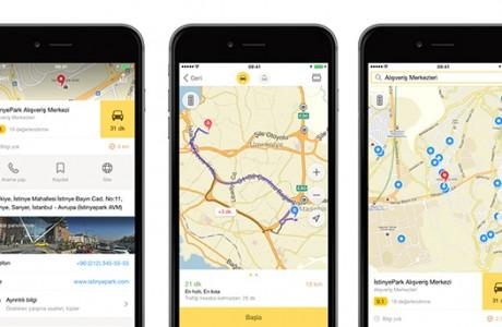 Yandex.Haritalar Yeni Özellik Ve Arayüzle Karşınızda!