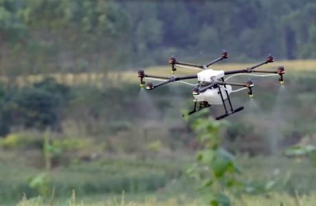 DJI MG-1: Çiftçi Drone!