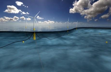 Dünyanın En Büyük Yüzen Rüzgar Çiftliği İskoçya'da Kuruluyor!