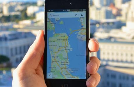 Google Maps, İnternetsizde Kullanılabiliyor.