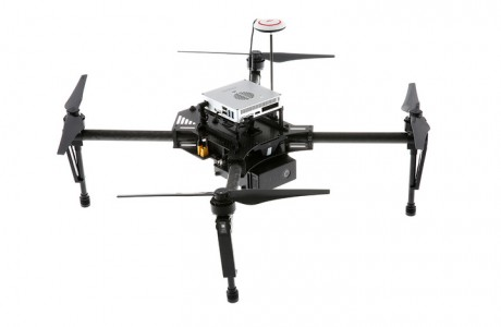 DJI Manifold Drone : Resmen Uçan Desktop Computer