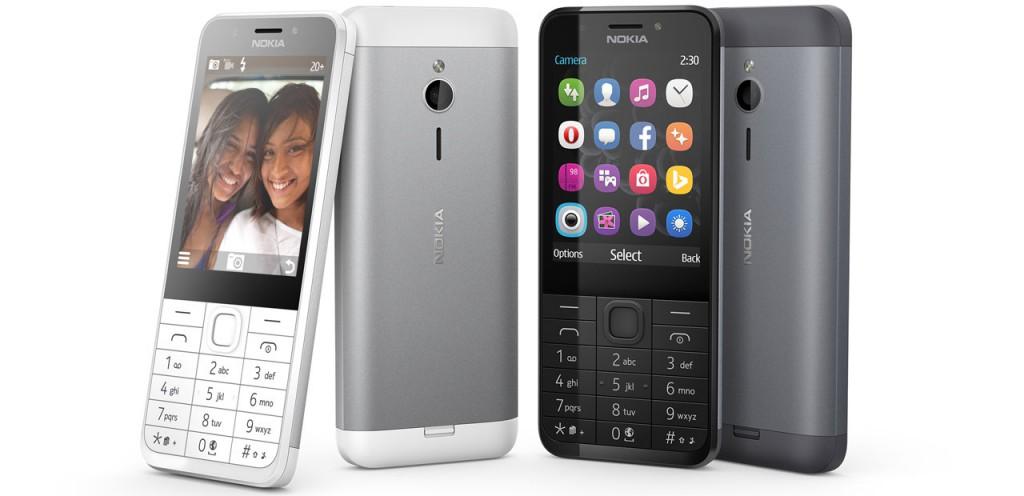 Microsoft Nokia 230 : Ucuz Bütçeli Selfi Telefonu