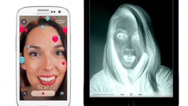 Android Ve iOS İçin Skype Güncellendi