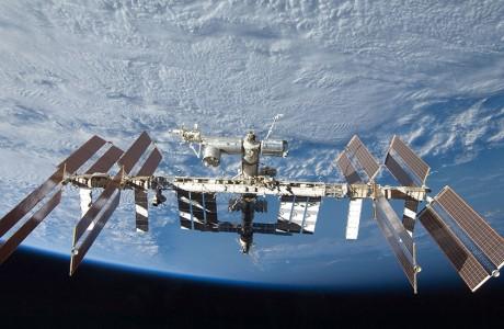 Uluslararası Uzay istasyonunda 15. Yıl Kutlaması!
