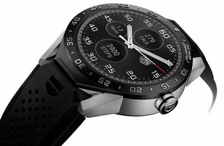 TAG Heuer Connected: 1500 Dolarlık Akıllı Saat