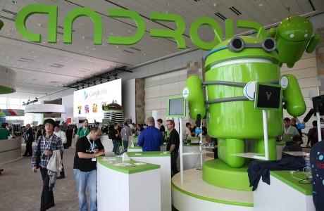 Google Android'ten Java Kodlarını Atıyor