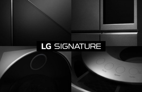 LG Signature Serisi Lüks Ev Aletleri CES 2016'a Hazır!