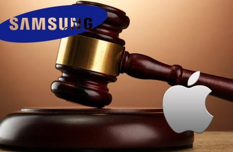 Apple, Samsung'a Bir Patent Davası Daha Açtı!