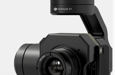 DJI Zenmuse XT Termal Kamera!