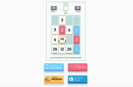 Threes Ücretsiz Tarayıcı Sürümü Çıktı! Oyun Zamanı