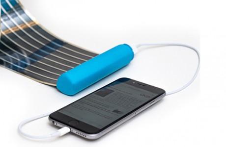 Güneş Enerjisiyle Mobil Cihazları Şarj Edin!