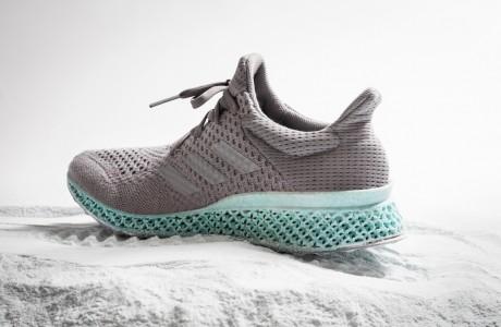 Adidas'tan Çevre Dostu 3D Baskılı Spor Ayakkabı