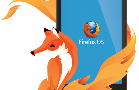 Mozilla FireFox OS'lu Telefon Devrini Kapattı!