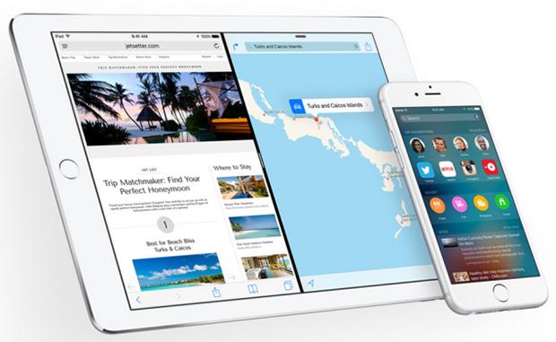 Apple, iOS 9.2.1 Beta 1'i Yayınlandı!