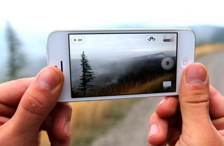 Flickr'da iPhone, Canon ve Nikon'u Geçti!