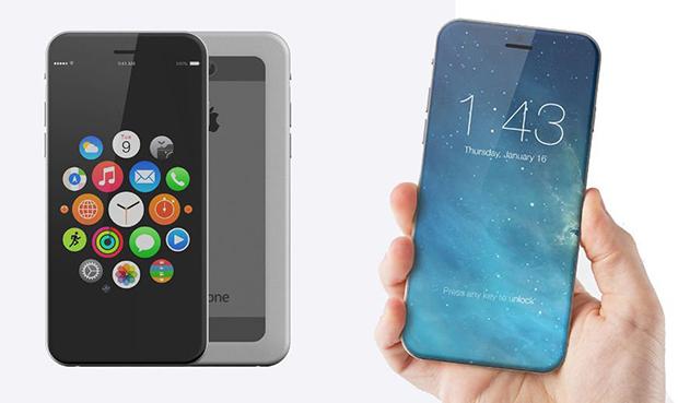 Apple, iPhone 7 İçin 5 Farklı Prototipi Üzerinde Çalışıyor