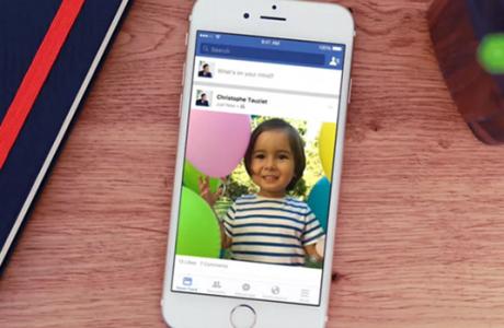 Facebook'a Live Photos Özelliği Geliyor