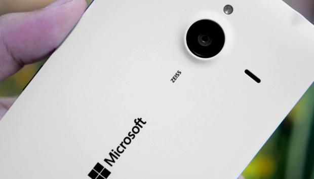 Lumia 850 Göründü
