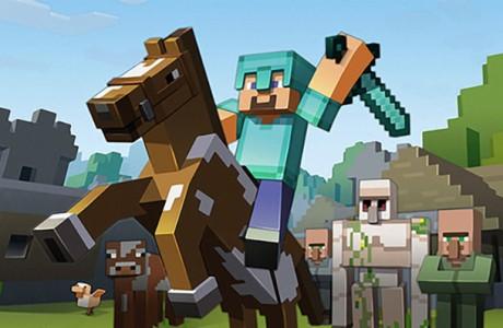Minecraft İçin Dev Güncelleme Hazırlanıyor