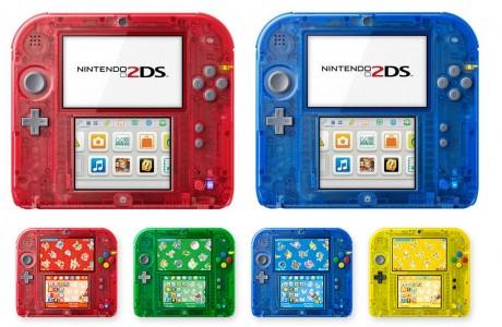 Nintendo 2DS Pokemon Renkleriyle Satışa Çıkıyor