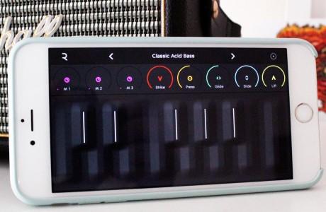 3D Touch Özellikli Müzikal Klavye Uygulaması