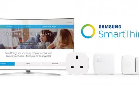 Samsung 2016 HDTV'lere SmartThings Özelliği