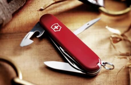 İsveç Çakısına USB Bellek Eklendi!