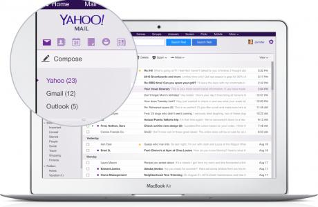 Yahoo Gmail Hesabınızı da Yönetmek İstiyor?
