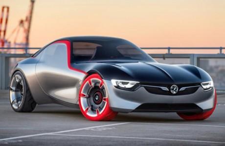 Yeni Opel GT Konsept