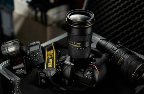 Nikon'dan Yeni DSLR Fotoğraf Makinesi D5