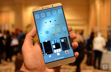 CES 2016 1.Gün: Dünyanın ilk Snapdragon 820 Chipset'li Telefonu