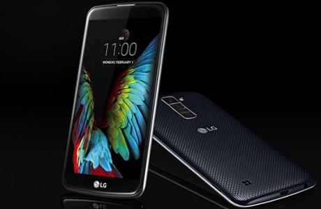 LG K Serisi Yeni Akıllı Telefonlarını Tanıttı