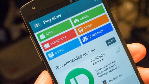 Google, Play Store'u Temizledi!