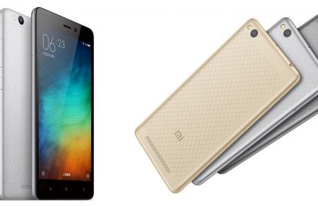 Xiaomi'den Metalik 100$'lık Telefon! Redmi 3