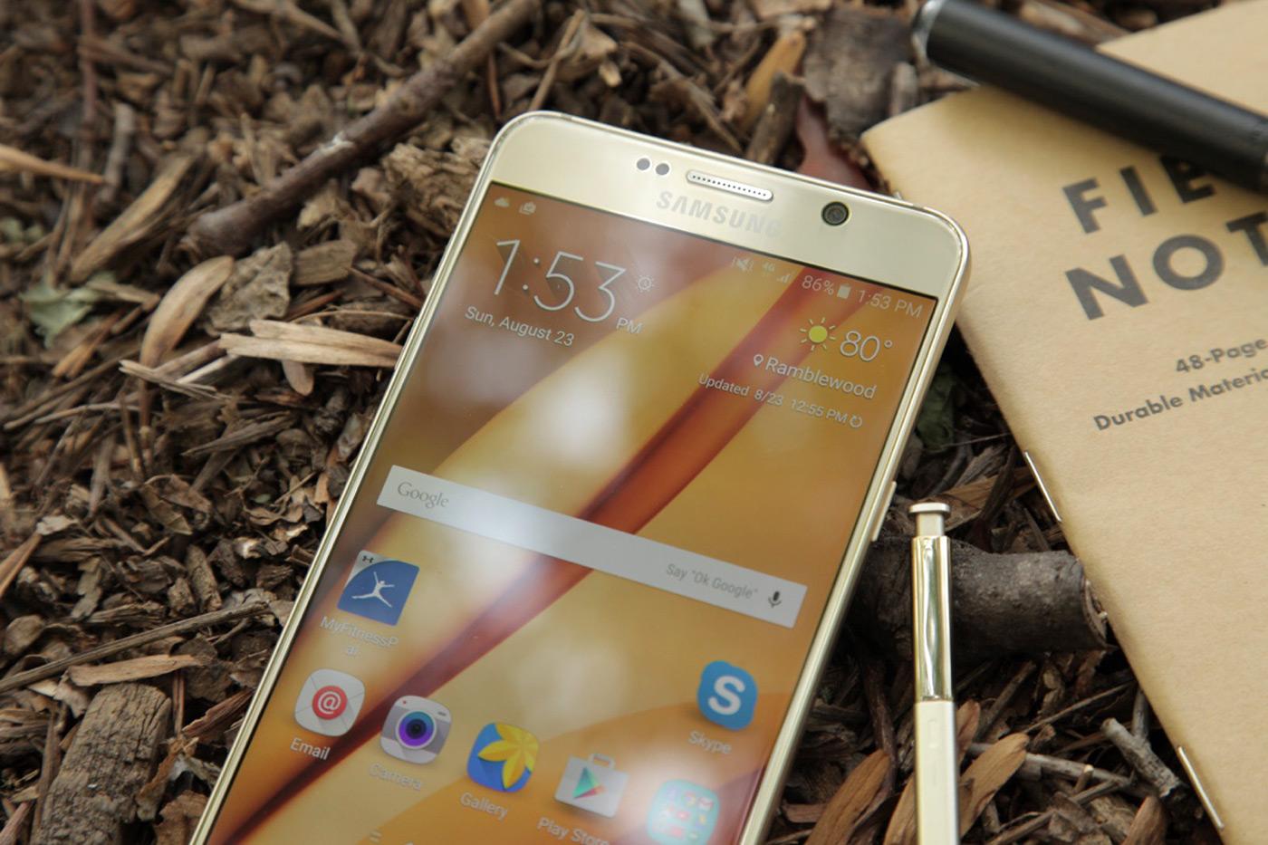 Samsung Galaxy Note 5'lerde S-Pen Sorunu Artık Olmayacak!