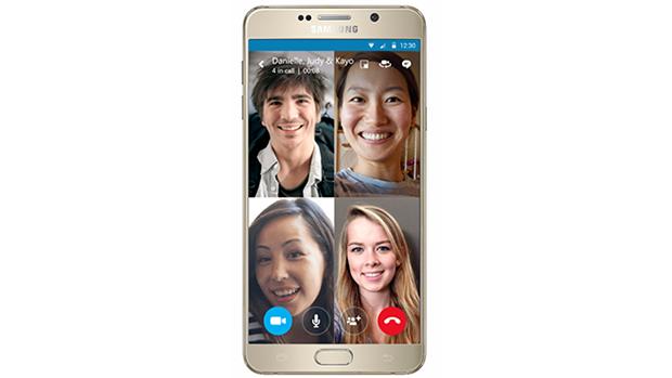 Skype Mobilde Görüntülü Grup Sohbeti Dönemi Başladı