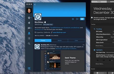 Twitter'ın Mac Uygulaması Güncellendi!
