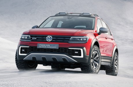 Tiguan GTE Active: VW'nin En Son Plug-in Hybrid Off-Road Aracı!
