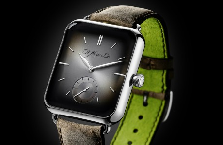 Mekanik Apple Watch 'Swiss Alp Watch'