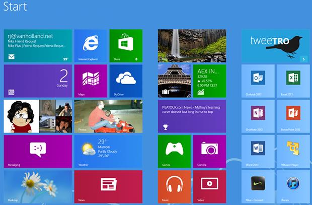 Microsoft Windows 8'e Desteğini Kesti!