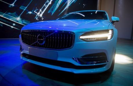 Volvo: Entegre Spotify ile Müzik Keyfi