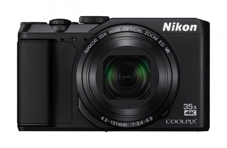 Nikon A900: 4K Özellikli ilk Coolpix point-and-shoot