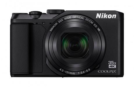 Nikon A900: 4K Özellikli ilk Coolpix point-and-shoot
