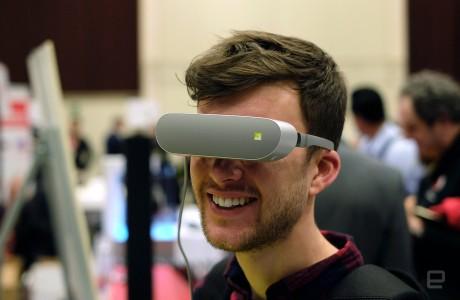 LG'den yeni VR HeadSet