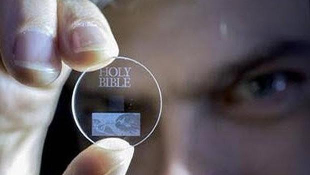 13.8 Milyar Yıl Raf Ömrüne Sahip 360 TB Optik Disk